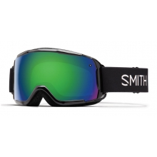Grom Black Green Sol-X Mirror