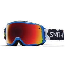 Grom Lapis Ripped Comic Red Sol-X Mirror by Smith Optics in Ashburn Va