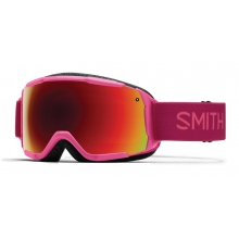 Grom Fuchsia Static Red Sol-X Mirror by Smith Optics