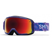 Grom Ultraviolet Dollop Red Sol-X Mirror by Smith Optics