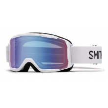 Daredevil White Blue Sensor Mirror by Smith Optics