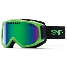 Scope Reactor Green Sol-X Mirror by Smith Optics