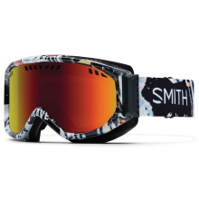 Scope Ripped Red Sol-X Mirror by Smith Optics