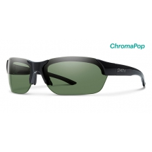 Envoy Black ChromaPop Polarized Gray Green by Smith Optics