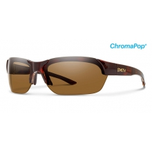 Envoy Tortoise ChromaPop+  Polarized Brown by Smith Optics