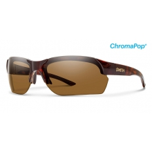 Envoy Max Tortoise ChromaPop+  Polarized Brown by Smith Optics in Bozeman Mt