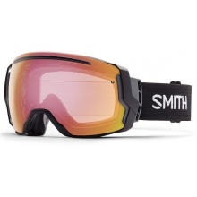 I/O 7 Asian fit Black Photochromic Red Sensor by Smith Optics