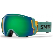 I/O 7 Asian fit Ranger Scout Green Sol-X Mirror by Smith Optics