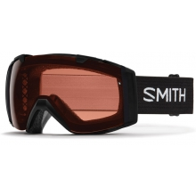 I/O Asian fit Black Polarized Rose Copper