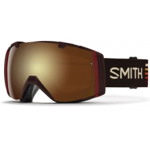 I/O Asian fit Morel Sunset Gold Sol X Mirror by Smith Optics