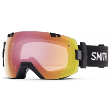 I/OX Asian fit Black Photochromic Red Sensor by Smith Optics