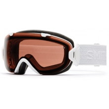 I/OS Asian fit White Eclipse Polarized Rose Copper by Smith Optics