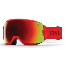 Vice Asian fit Fire Red Sol-X Mirror by Smith Optics