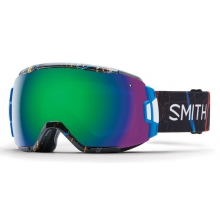 Vice Asian fit Exposure Green Sol-X Mirror by Smith Optics