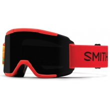 Squad Asian fit Fire Burgers Blackout by Smith Optics