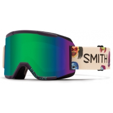 Squad Asian fit Shadow Purple Creature Green Sol-X Mirror by Smith Optics