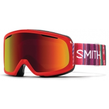 Riot Asian fit Sriracha Cuzco Red Sol-X Mirror by Smith Optics