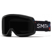 Riot Asian fit Desiree ID Blackout by Smith Optics