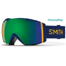 I/O Asian fit Navy Scout ChromaPop Sun by Smith Optics