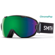I/OS Asian fit Black ChromaPop Sun by Smith Optics