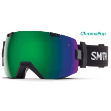 I/OX Asian fit Black ChromaPop Sun by Smith Optics