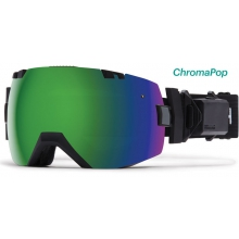 I/OX Turbo Fan Asian fit Black ChromaPop Sun by Smith Optics