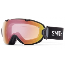I/OS Asian fit Black - Black Photochromic Red Sensor by Smith Optics