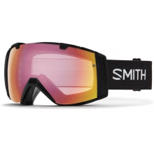 I/O Asian fit Black Photochromic Red Sensor by Smith Optics