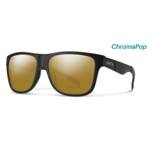 Lowdown XL David Luiz ChromaPop Polarized Bronze Mirror by Smith Optics