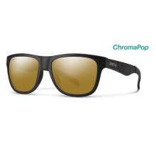 Lowdown Slim David Luiz ChromaPop Polarized Bronze Mirror by Smith Optics