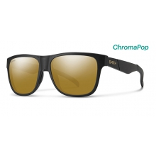 Lowdown David Luiz ChromaPop Polarized Bronze Mirror by Smith Optics in Sandy Ut