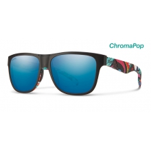 Lowdown BSF ChromaPop Polarized Blue Mirror by Smith Optics
