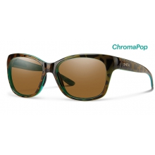 Feature Tort Marine ChromaPop Polarized Brown by Smith Optics in Ponderay Id