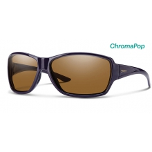 Pace Black Cherry ChromaPop Polarized Brown