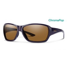 Purist Black Cherry ChromaPop Polarized Brown by Smith Optics