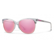 Rebel Crystal Pink Mirror by Smith Optics