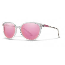 Cheetah Crystal Pink Mirror by Smith Optics in Charleston Sc