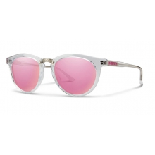 Questa Crystal Pink Mirror by Smith Optics