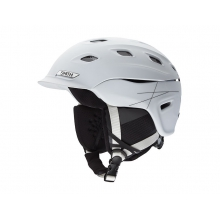 Vantage Asian Fit Matte White Medium (55-59 cm)