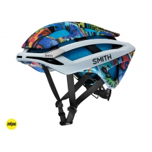 Overtake MIPS - Matte BSF MIPS - Medium (55-59 cm) by Smith Optics in Salmon Arm Bc