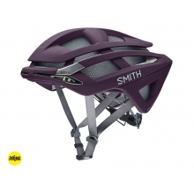 Overtake MIPS - Matte Black Cherry MIPS - Large (59-62 cm) by Smith Optics in Bentonville Ar