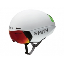 Podium TT Matte White Medium (55-59 cm) by Smith Optics