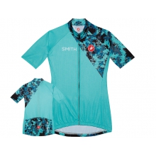 Women's Cycling Jersey Opal Medium by Smith Optics