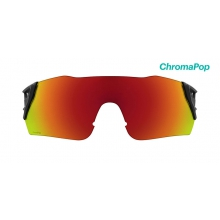 Attack Replacement Lens Attack ChromaPop Sun Red Mirror by Smith Optics