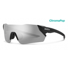 Attack Matte Black ChromaPop Platinum by Smith Optics in Chino Ca