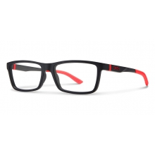 Clockwork Matte Black Red by Smith Optics