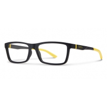 Clockwork Matte Black Yellow by Smith Optics