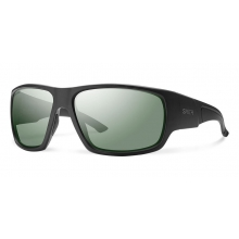 Discord Elite Black ChromaPop +  Elite Polarized Gray Green by Smith Optics