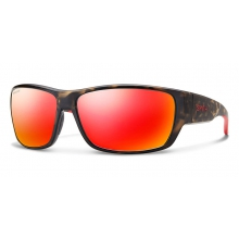 Forge Matte Camo Polarized Red Mirror by Smith Optics