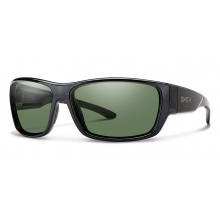 Forge Black Polarized Gray Green by Smith Optics in Ponderay Id